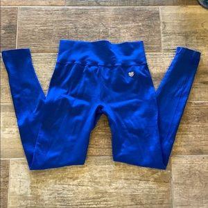Blue Forever 21 leggings